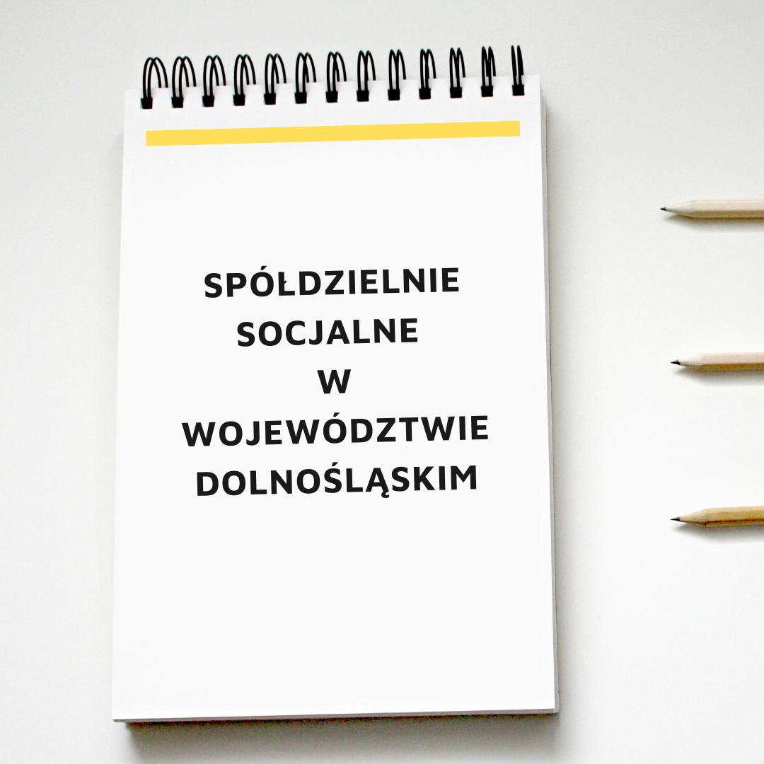Pobierz listę spółdzieli socjalnych w województwie dolnośląskim